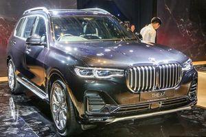 BMW X7 đến Malaysia, giá bán thấp hơn tại Việt Nam 2,5 tỉ đồng