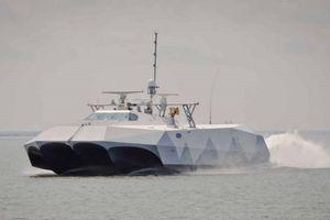 Mỹ thử nghiệm tàu tấn công tàng hình đa năng siêu tốc ven bờ