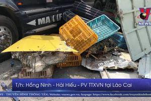Nguy cơ mất ATGT trên cao tốc Hà Nội - Lào Cai