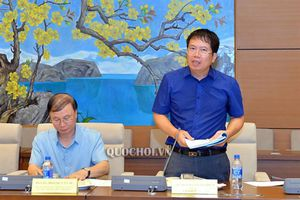 Phó Chủ tịch Quốc hội Uông Chu lưu chủ trì Phiên họp lần thứ 3 Hội đồng Khoa học của ủy ban Thường vụ Quốc hội