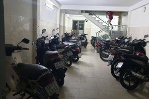 Dãy trọ của sinh viên ở Sài Gòn bị kẻ gian đột nhập trộm 9 xe máy