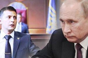 Ông Putin bất ngờ điện đàm với tân Tổng thống Ukraine