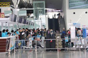Máy bay đi nhầm vào đường băng đang tạm dừng khai thác tại Tân Sơn Nhất