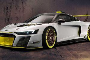 Audi ra mắt phiên bản xe đua GT2 mới cho R8 LMS