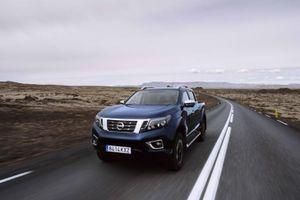 Nissan Navara được nâng cấp động cơ và công nghệ