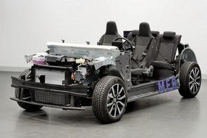 Ford và Volkswagen sẽ chia sẻ nền tảng xe điện MEB cùng nhau