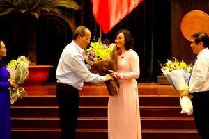 Bà Phan Thị Thắng làm Phó Chủ tịch HĐND TP.HCM