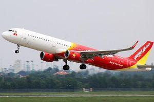 Máy bay đi nhầm đường lăn: Vietjet chính thức lên tiếng
