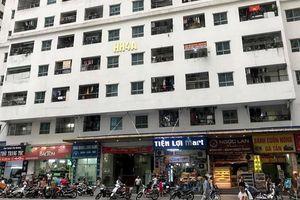 Điều tra nghi vấn chủ nhà hiếp dâm người giúp việc tại khu chung cư HH Linh Đàm