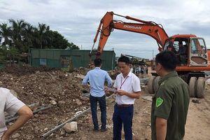Quyết liệt ngăn chặn tình trạng đổ trộm phế liệu và lấn chiếm đất trên địa bàn xã Ngọc Hồi
