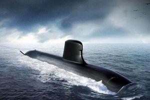 Pháp hạ thủy siêu tàu ngầm hạt nhân cực mạnh thách thức đối thủ