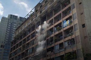 Những vụ cháy ký túc xá sinh viên ở Việt Nam trong thời gian qua