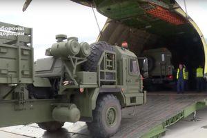 Nga công bố video vận chuyển S-400 tới Thổ Nhĩ Kỳ