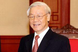 Tổng Bí thư, Chủ tịch nước Nguyễn Phú Trọng chúc mừng Quốc khánh Montenegro