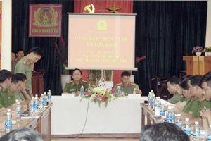 Tọa đàm về công tác quản lý người nước ngoài
