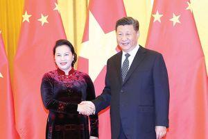 Đẩy mạnh hợp tác hiệu quả giữa Việt Nam và Trung Quốc