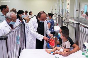 Đưa Bệnh viện Nhi Trung ương sớm trở thành Trung tâm Nhi khoa tiên tiến ở khu vực