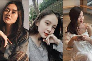 'Cả bầu trời' gái xinh cực phẩm của trường THPT Phan Đình Phùng