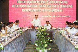 Quảng Ninh phấn đấu đến 2025 là thành phố trực thuộc T.Ư