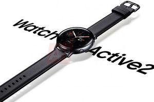 Galaxy Watch Active 2 rò rỉ trong hình ảnh quảng cáo chính thức