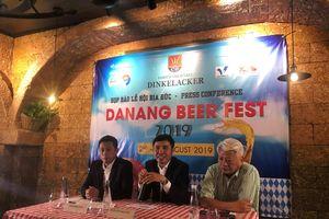 Lễ hội bia Đức tại Đà Nẵng: Tặng voucher taxi cho khách để về nhà an toàn