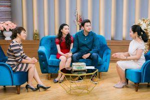 Diễn viên Đinh Mạnh Phúc cảm thấy buồn vì vợ không làm nghệ thuật