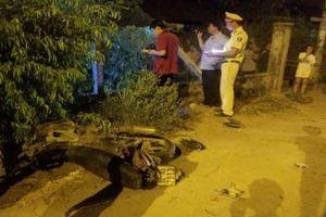 Nam thanh niên chết bất thường trong vườn nhà dân