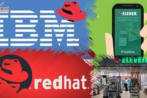 IBM hoàn tất mua Red Hat, ứng dụng thanh toán di động Nhật Bản bị hack
