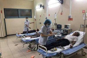 Huế: 39 người nhập viện cấp cứu sau khi dự tiệc cưới