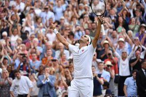 Federer vào chung kết Wimbledon gặp Djokovic sau khi loại Nadal