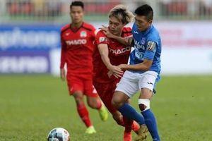 Thảm bại trước Than Quảng Ninh, HAGL chính thức vào top... đội sổ
