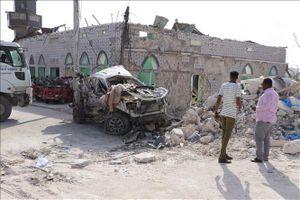 Hơn 80 người thương vong trong vụ tấn công khách sạn tại Somalia