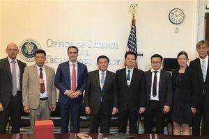 Việt Nam và Mỹ tăng cường quan hệ đối tác toàn diện