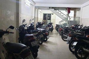 TP.HCM: Kẻ gian liều lĩnh đột nhập phòng trọ 'cuỗm' 9 chiếc xe máy
