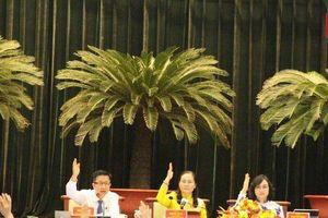 Những tình huống 'dở khóc dở cười' khi họp HĐND TP.HCM bằng Ipad