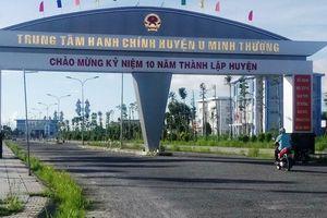 Gây ra sai phạm tiền tỷ ở các dự án huyện, 3 cán bộ BQL dự án bị bắt giam