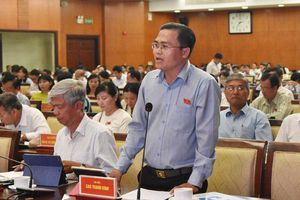 TP Hồ Chí Minh: Tiến độ thực hiện các dự án chống ngập còn chậm