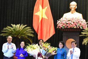 Bà Phan Thị Thắng làm Phó Chủ tịch HĐND TP Hồ Chí Minh