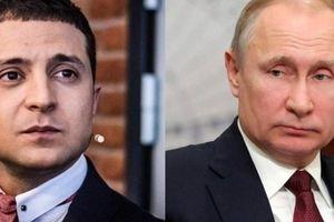 Khởi đầu tốt cho quan hệ Nga-Ukraine dưới thời ông Zelensky
