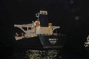Iran yêu cầu trả tự do cho tàu chở dầu