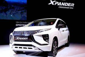 Mitsubishi Xpander chiếm lĩnh ngôi vương phân khúc xe đa dụng