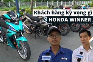 Người dùng Việt kỳ vọng gì ở Honda Winner X sắp ra mắt?