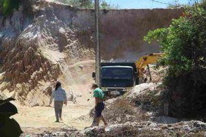 Phú Yên: Chấm dứt việc thu hồi đất, cát dôi dư trong quá trình cải tạo đất ở xã Xuân Hòa