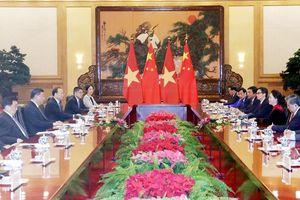 Chủ tịch Quốc hội Nguyễn Thị Kim Ngân kết thúc tốt đẹp chuyến thăm chính thức Cộng hòa Nhân dân Trung Hoa