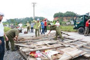 Hải Phòng: Đã cưỡng chế lán trại cản trở hoạt động của doanh nghiệp