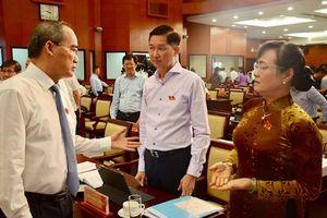 Đến năm 2025, TP Hồ Chí Minh cơ bản giải quyết ùn tắc giao thông