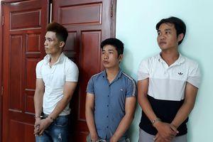 Lời khai băng trộm cả cụm 9 xe máy của sinh viên ở Sài Gòn