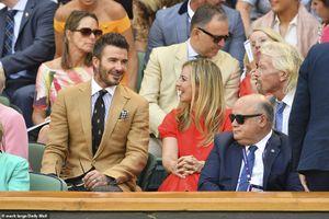 David Beckham 'gây sốt' Wimbledon 2019 vì vẻ điển trai, cuốn hút