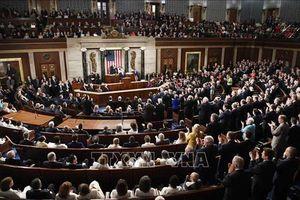 Hạ viện Mỹ thông qua dự luật chính sách quốc phòng