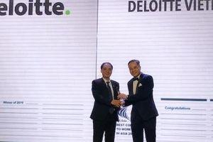 Deloitte Việt Nam lần thứ hai là 'Nơi làm việc tốt nhất châu Á'